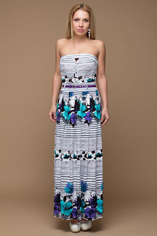 Сарафан Gloss Платья и сарафаны в полоску