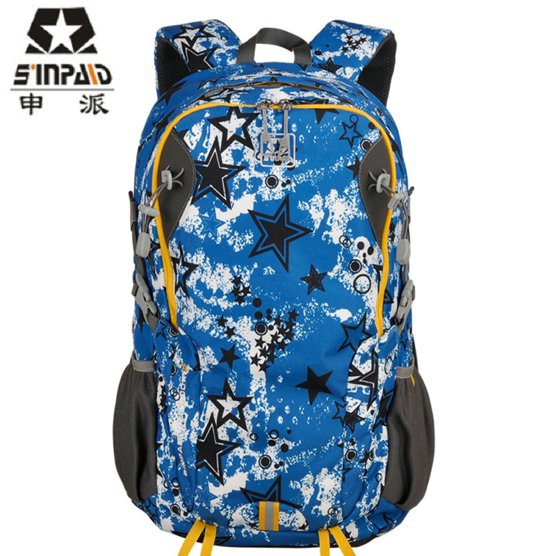 SINPAID Waterproof Oxford Backpack Men Women Mochila Bag Rucksack Mountaineering Bag Travel Bags Men's Backpacks-48
