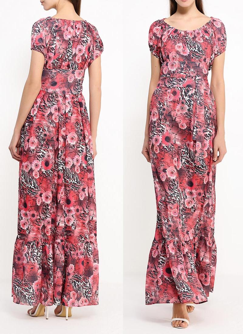 Ламода платья летние в пол